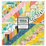 American Crafts - Let's Wander -  12 X 12 Paper Pad